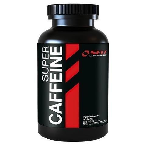 Self Omninutrition Super Caffeine -Kofeiinitabletit