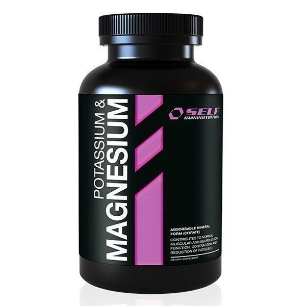 Self Potassium Magnesium 120 kaps.
