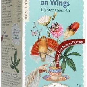 Shoti Maa Luomu Life On Wings Tee
