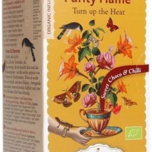 Shoti Maa Luomu Purity Flame Tee