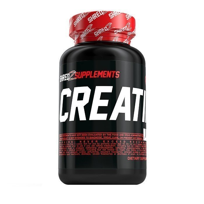 Shredz Creatine 120 caps