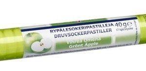 Siripiri Glukoosipastilli Omena