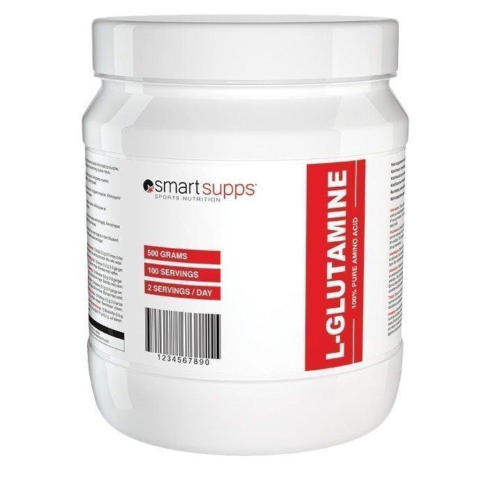 SmartSupps L-GLUTAMINE 500 g