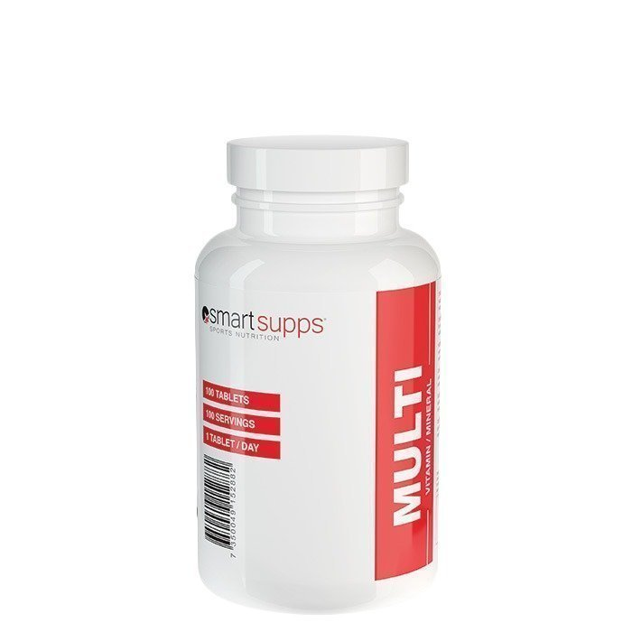 SmartSupps MULTI 100 tabs