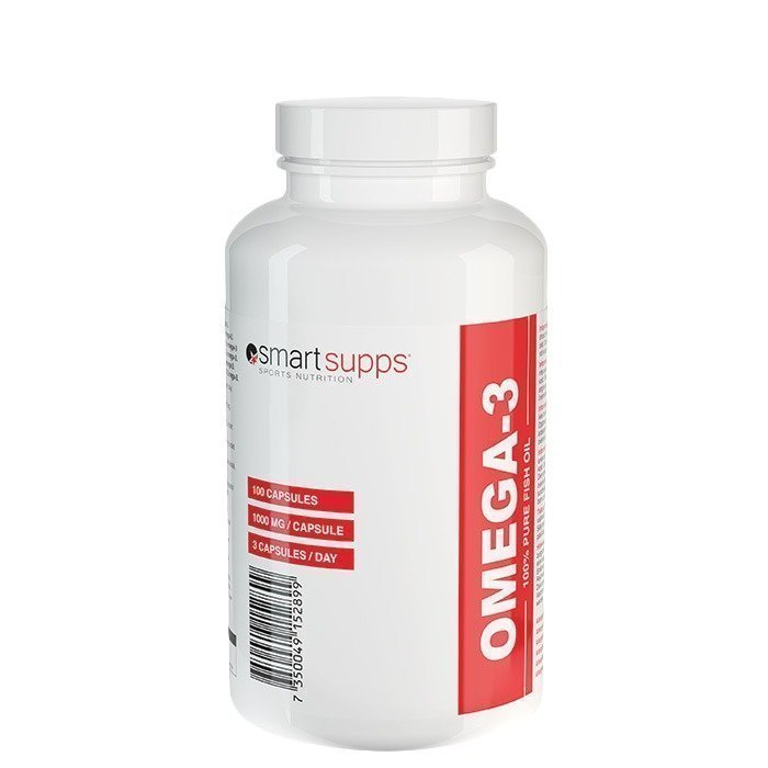 SmartSupps OMEGA-3 100 caps