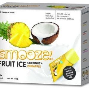 Smooze Hedelmäjää Kookos-Ananas
