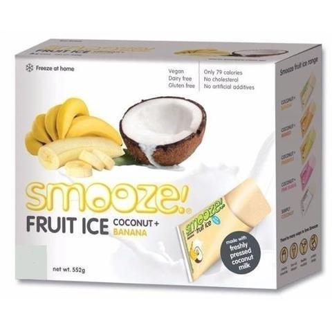 Smooze Hedelmäjää Kookos-Banaani