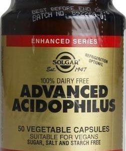 Solgar Advanced Acidophilus