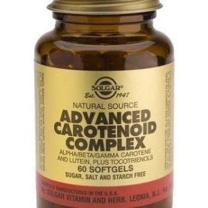 Solgar Advanced Carotenoid Complex