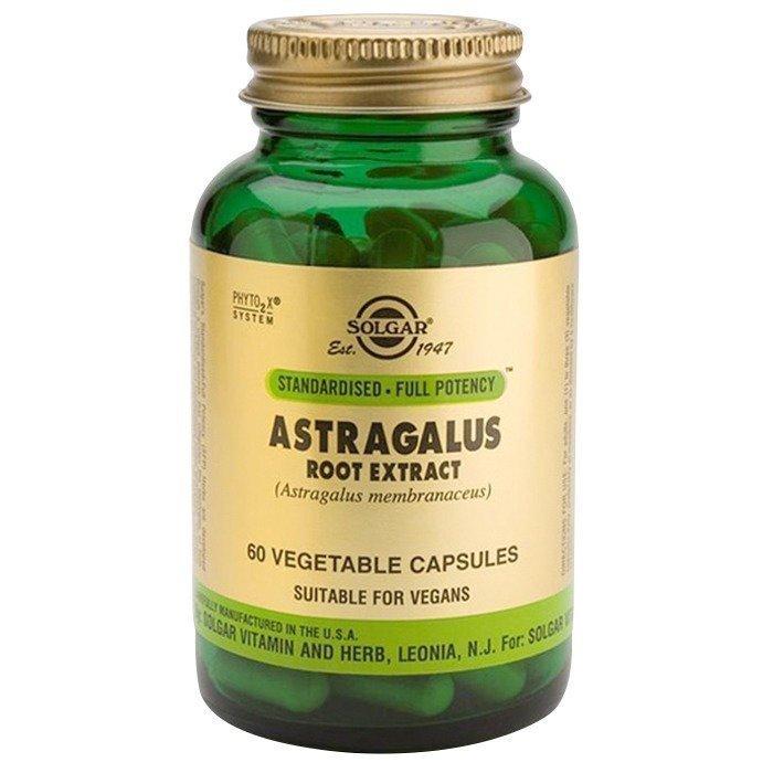 Solgar Astragalus juuri 60 kapselia