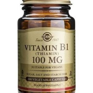 Solgar B1-Vitamiini