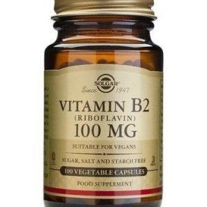Solgar B2-Vitamiini