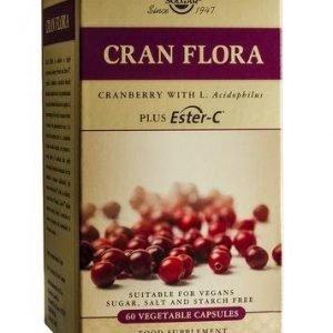 Solgar Cran Flora Probiooteilla