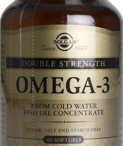 Solgar Double Strength Omega-3