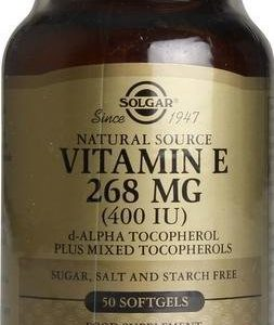 Solgar E-Vitamiini 268 Mg