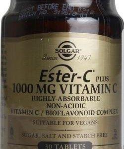 Solgar Ester-C Plus 1000 Mg