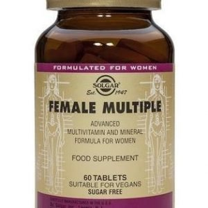 Solgar Female Multiple Naisten Monivitamiini