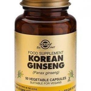 Solgar Korean Ginseng