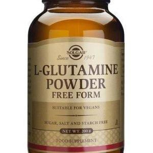 Solgar L-Glutamiinijauhe