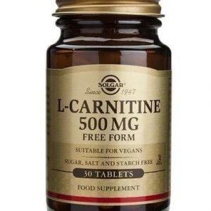 Solgar L-Karnitiini