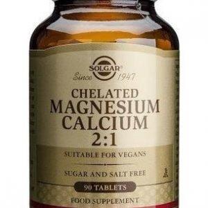 Solgar Magnesium-Kalsium Kelaatti 2:1