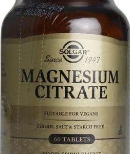 Solgar Magnesiumsitraatti