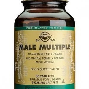 Solgar Male Multiple Miesten Monivitamiini