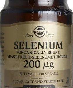 Solgar Seleeni 200 Mikrog