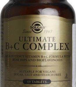 Solgar Ultimate B+C Complex