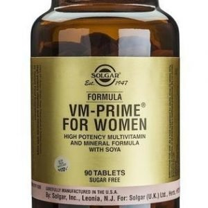 Solgar Vm-Prime Naisille