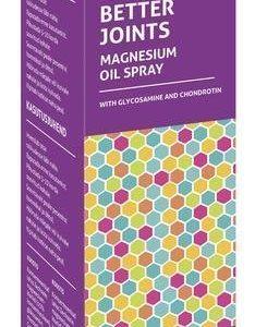 Sos Health Spray Better Joints Magnesiumsuihke