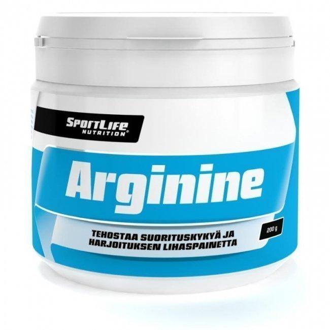 SportLife Nutrition Arginine