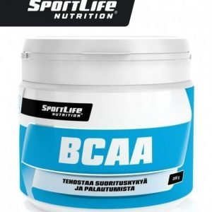SportLife Nutrition BCAA