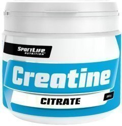 SportLife Nutrition Creatine Citrate