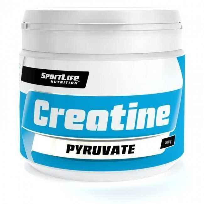 SportLife Nutrition Creatine Pyruvate