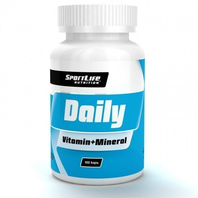 SportLife Nutrition Daily Vitamin + mineral