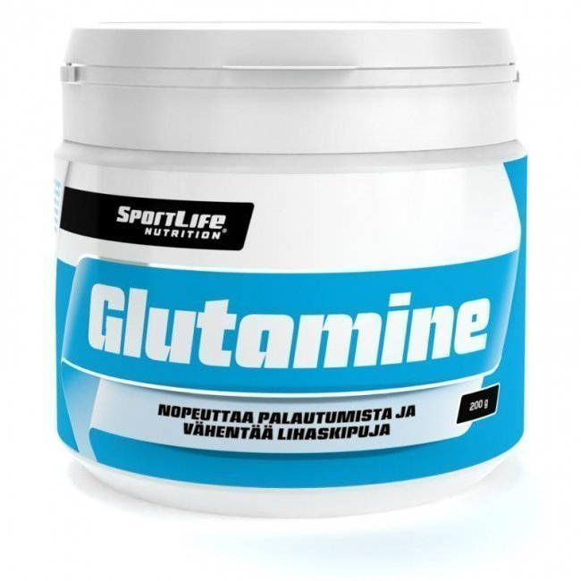SportLife Nutrition Glutamine
