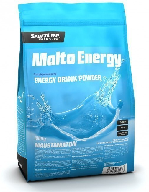 SportLife Nutrition Malto Energy