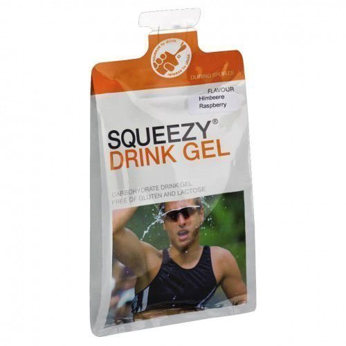 Squeezy Drink Gel ja Super Drink Gel 60ml