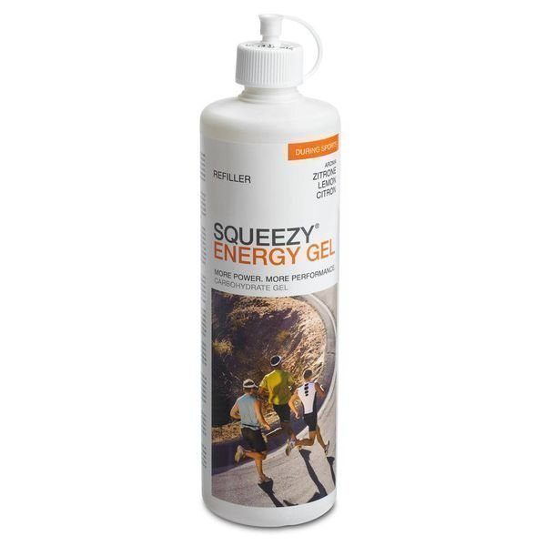Squeezy Energy Gel 500ml täyttöpakkaus