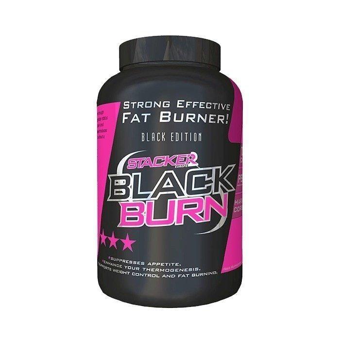Stacker 2 Black Burn 120 caps