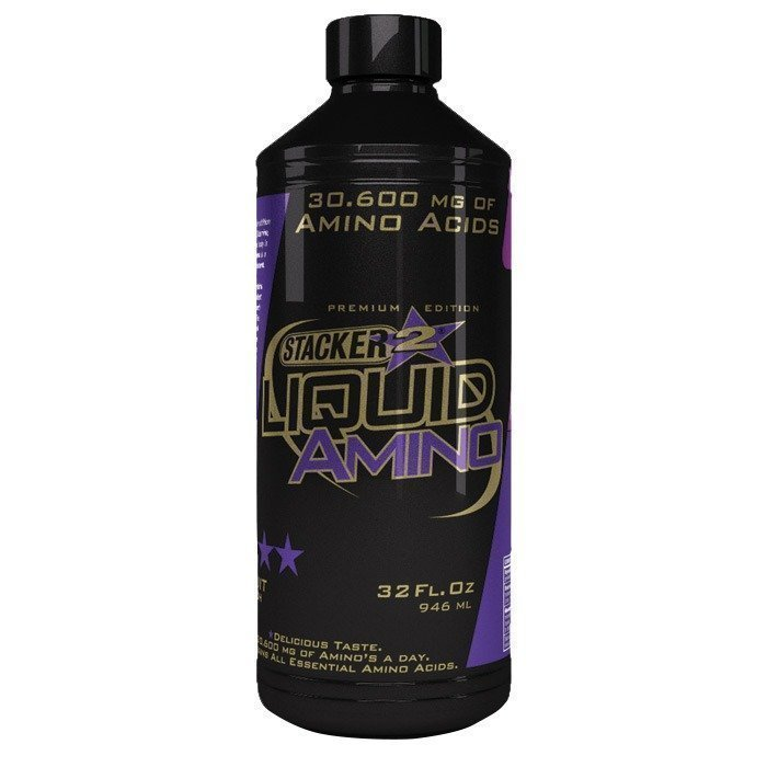 Stacker 2 Liquid Amino 946 ml Fruit Punch