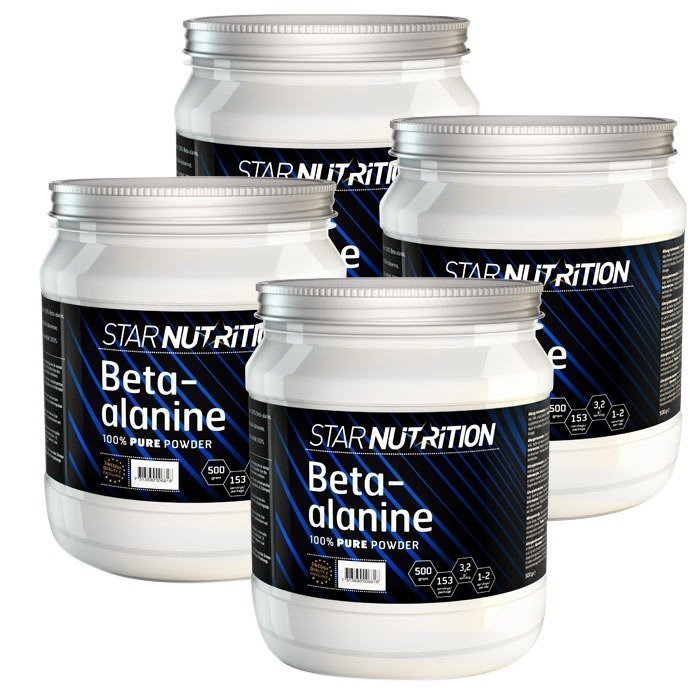 Star Nutrition Beta-Alanine BIG BUY 2 kg