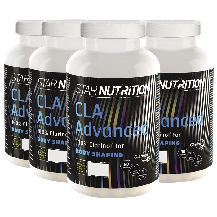 Star Nutrition CLA Advanced BIG BUY 360 caps