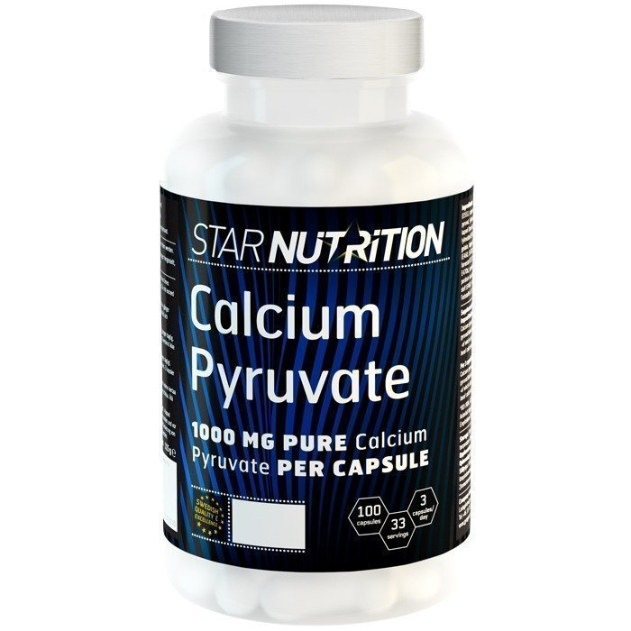 Star Nutrition Calcium Pyruvate 100 caps