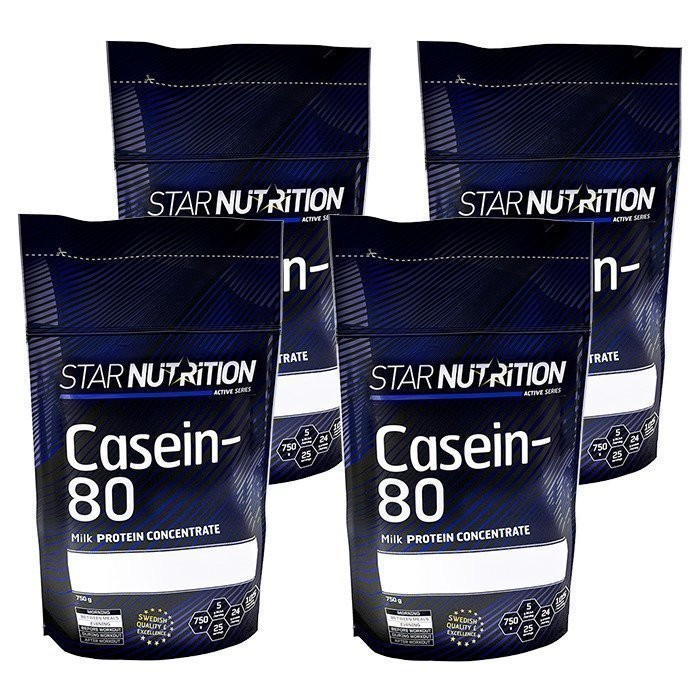 Star Nutrition Casein-80 BIG BUY 3 kg