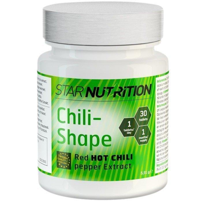 Star Nutrition Chili-Shape 30 caps