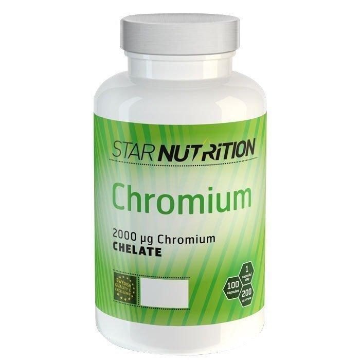 Star Nutrition Chromium 100 caps