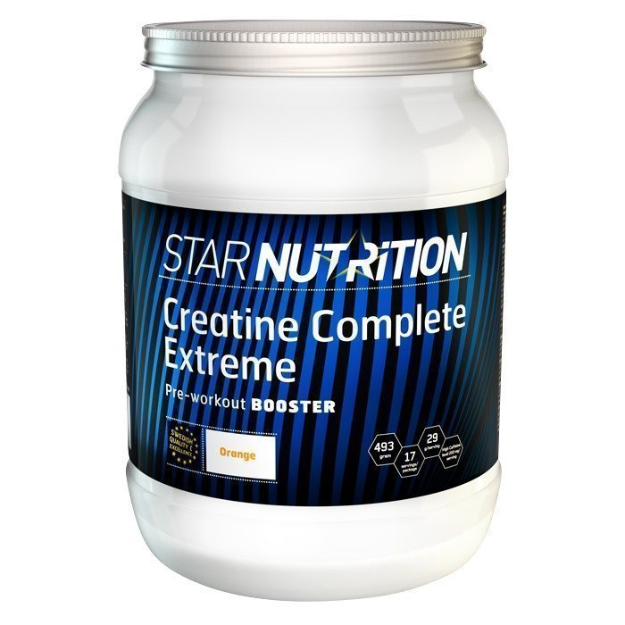 Star Nutrition Creatine Complete Extreme 493 g Strawberry Champagne