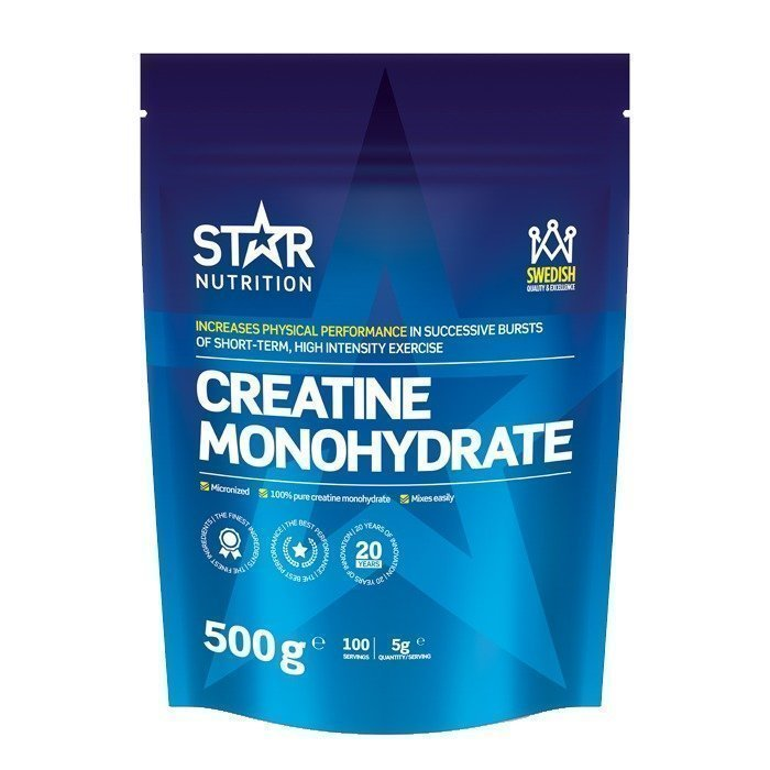 Star Nutrition Creatine Monohydrate 500 g